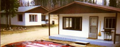 3 bedroom cabins - fully modern